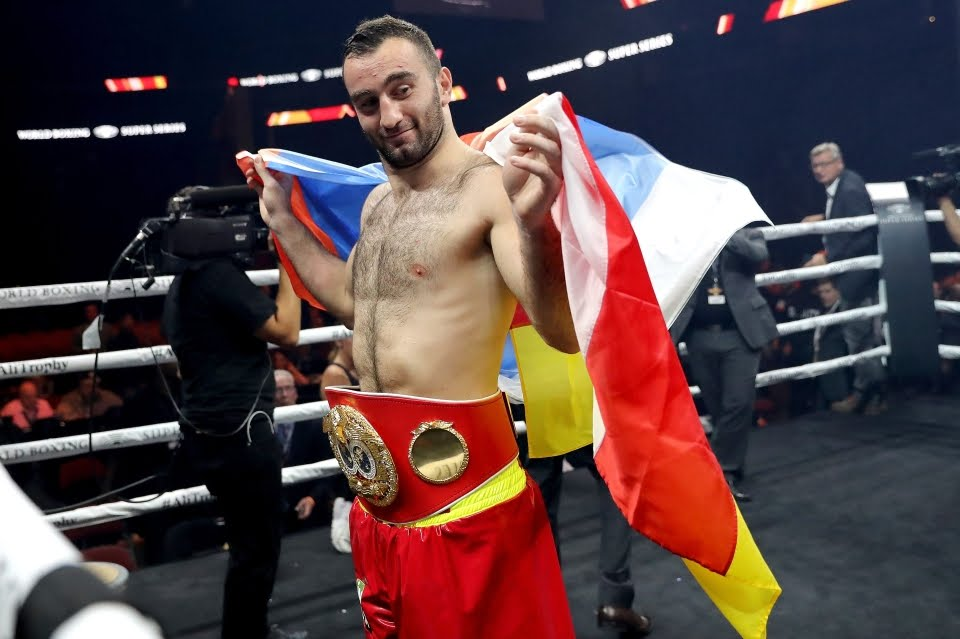 Murat Gassiev was one of the world's most feared cruiserweights and is now moving up to heavyweight