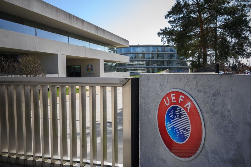 UEFA has been assessing how to proceed amid the ongoing coronavirus crisis